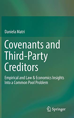 Covenants and Third-Party Creditors: Empirical and Law & Economics Insights Into a Common Pool Problem