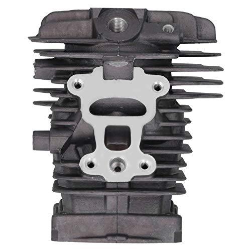 Ladieshow Kit de pistón de aleación de Aluminio de Cilindro de 40 mm Apto para Piezas de Repuesto de Motosierra Stihl MS211 MS 211C MS211C