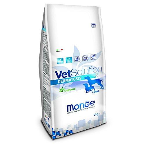 Monge Vetsolution Cane Dermatosis kg. 2 Cibo Secco per Cani