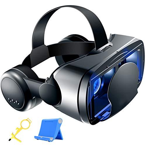Bias&Belief Auriculares 3D VR, Gafas De Realidad Virtual, Caja De Real