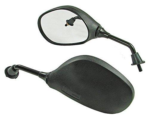 Miroir Set, Droits Page Filetage M8 Filetage à Gauche marquage E