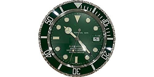Rolex moda lujo réplica reloj de pared