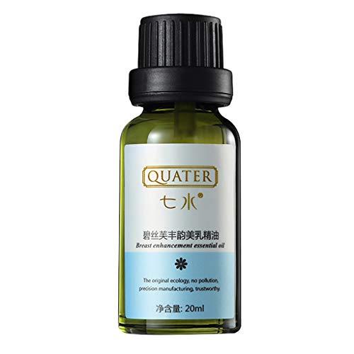 Hupoop Brustmassageöl zuversichtlich Brüste prall ätherisches Öl lebendige Brüste prall ätherisches Öl 20ML