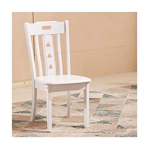 For Sale! MCLY Shower Seats, Chinese Solid Wood Home Back Stool, Oak Retro Dining Chair | Non-Slip |...