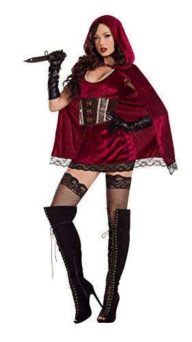 Starline Women's Red Riding Hood Costume (Small)