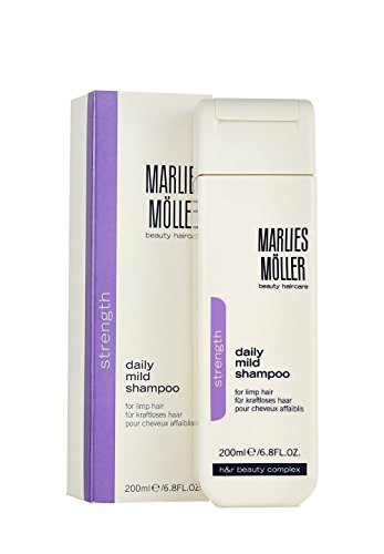 MOLLER MARLIES STERKTE SHAMPOO 100ML CLEANSING HAIR LIMITED EDITION