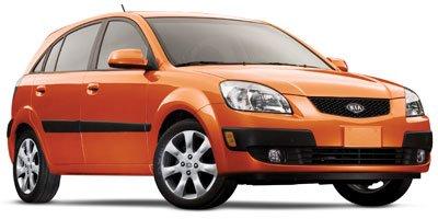 2009 Kia Rio5 LX, 5 Door Hatchback Automatic Transmission Rio5 ...