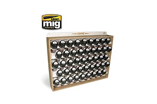 AMMO A.MIG-8006 35 ml Munition Aufbewahrungssystem, Mehrfarbig