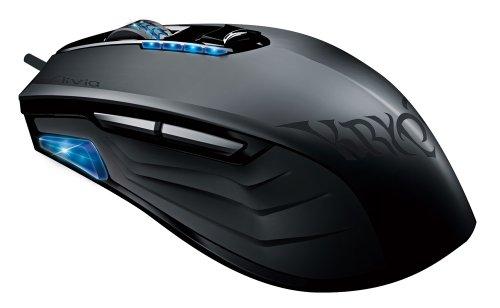 Gigabyte GM-KRYPTON Gaming Mouse Krypton, Dual-Chassis