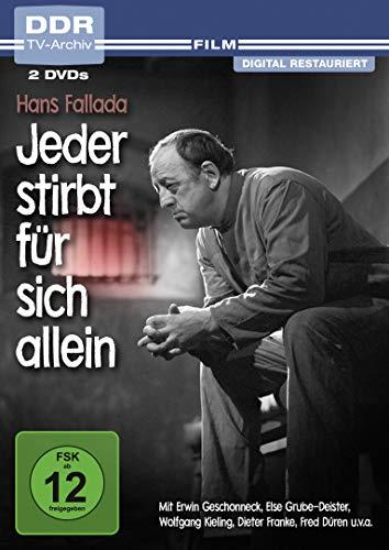 Jeder stirbt für sich allein (DDR-TV-Archiv) [2 DVDs]