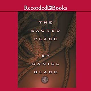 The Sacred Place audiobook cover art