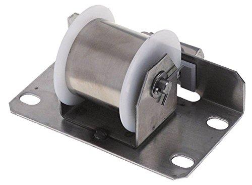 Rollfeder für Spülmaschine Comenda AC122, AC152, AC242, AC182, AC202, AC151, Hoonved C98, EDT140, LO62, EDT85, EDT100, EDT170