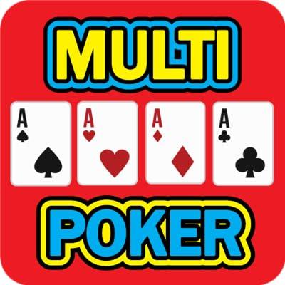 Multi Video Poker - Multi Hand Casino Games FREE