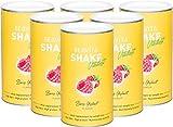 Pasti sostitutivi - Smoothie dimagranti al gusto Yogurt al Lampone 6x 572 g – Frullato p...