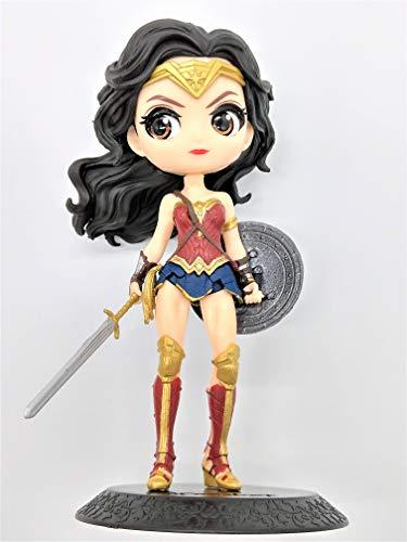 Prodigy Toys Wonder Woman / Wonder Woman Doll and Princess Diana of Themyscira