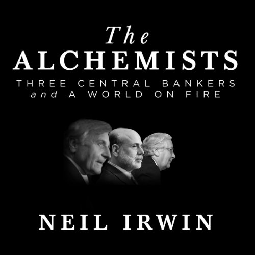 The Alchemists audiobook cover art