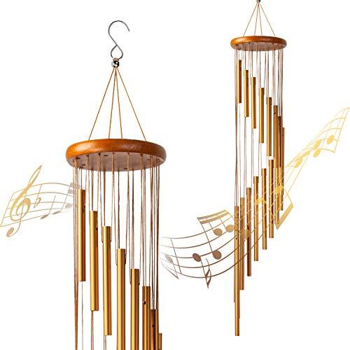 Carillon à Vent Extérieur, 36' Carillon Éolien avec...