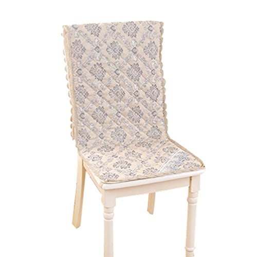 Blancho Intégralement Chair Pad Coussin Pad Chaise Coussin Pad Coussin Four Seasons