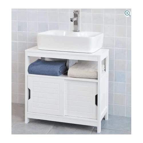 Pleasant Bathroom Under Sink Storage Amazon Co Uk Home Interior And Landscaping Eliaenasavecom