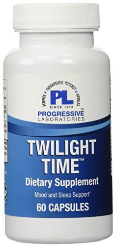 Progressive Labs - Twilight Time 60 caps [Health and Beauty] [Health and Beauty] by Progressive Labs