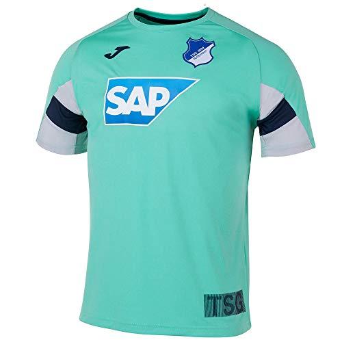 1899 Hoffenheim Joma TSG Training Trikot 19/20 (XL, türkis)