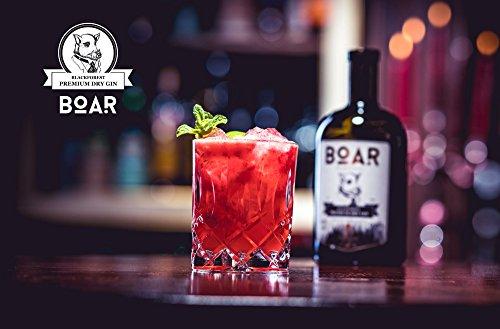 Boar Blackforest Premium Dry Gin - 5