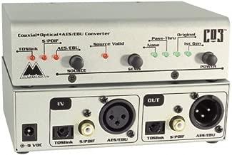 MIDIMAN Coaxial/Optical/AES/EBU Converter