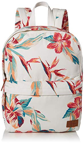 Roxy Junior's Light The Stars Backpack, Snow white tropic Call, One Size