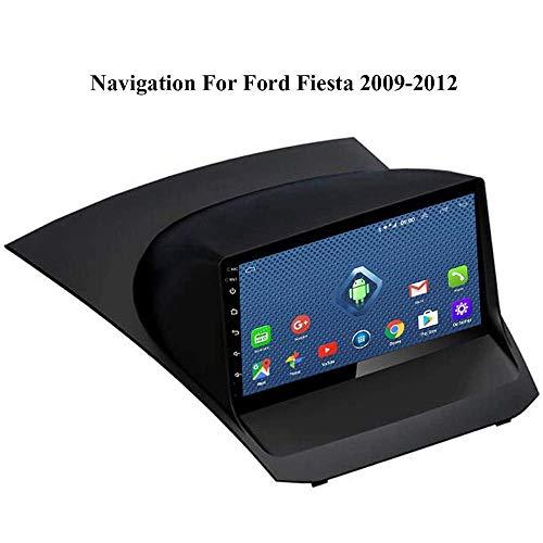 Android 8.1 Estéreo Doble DIN Jefe Unidad de Coches para Receptor de Radio Ford Fiesta 2009-2017 GPS 9 Pulgadas de Pantalla táctil Reproductor Multimedia carplay DSP RDS