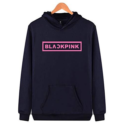 Blackpink Print Hoodies Sudadera con capucha para hombre/mujer 2020 Harajuku Hip Hop...