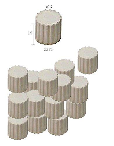 Aedes 2221. Columna griega grande. Bolsa de 50 unidades