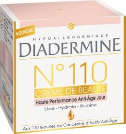 Diadermine – N ° 110 creme Beauty-Tag – 50 ml