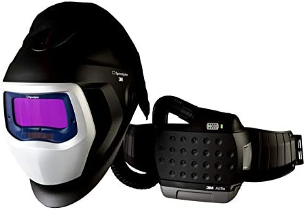 3M Adflo Powered Air Purifying Respirator HE System with 3M Speedglas Welding Helmet 9100 Air product image