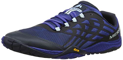 Merrell Trail Glove 4 Blue Sport 9.5