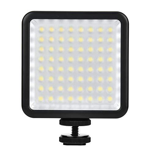 Luz de Video LED, Mini lámpara de Relleno de Video de fotografía...