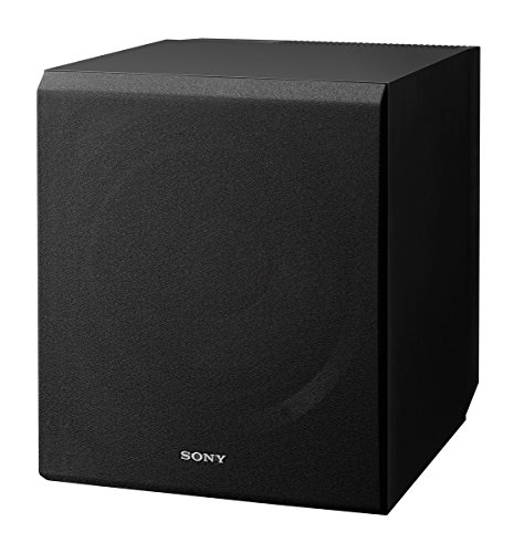 Our #4 Pick is the Sony SACS9 10-Inch Active Subwoofer