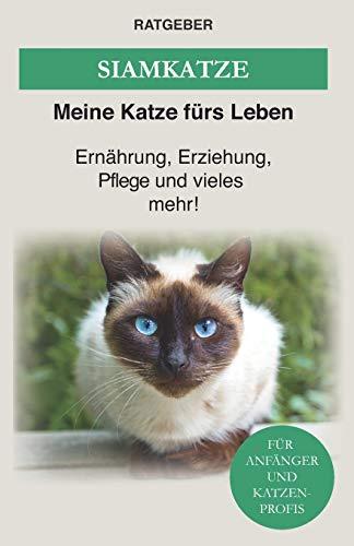 Siam Katze: Siamkatze - Ernährung, Erziehung, Pflege und vieles mehr!