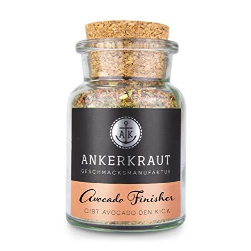 Ankerkraut Avocado Finisher Gewürzzubereitung Gewürzmischung im Korkenglas 95 g