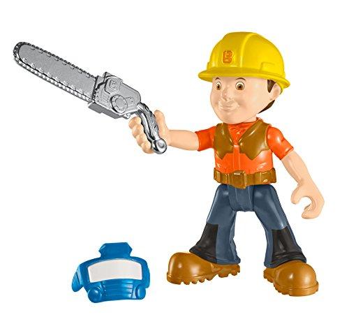 Fisher-Price Bob The Builder, Lumberjack Bob