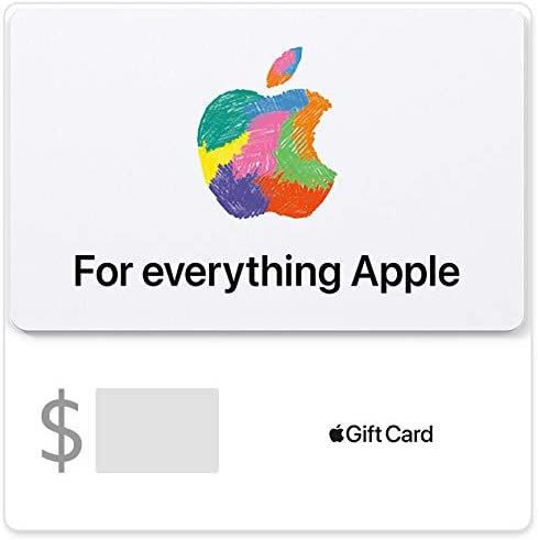 Apple Gift Card (Email Delivery) - Get $10 Amazon promotional credit with $100 Apple Gift Card purchase. Use Code: APPLEOC...