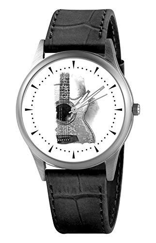 Uhr Gitarre Feuer