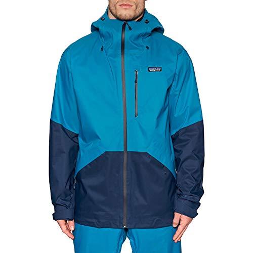 Patagonia Snowshot Jacket Men - wasserdichte Skijacke mit Schneefang