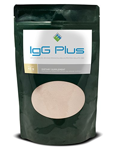 Extreme Immunity Igg Plus Serum Derived Bovine Immunoglobulin Protein Isolate sbi, 1.4 Ounce