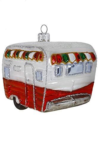 Hamburger Weihnachtskontor - Christbaumschmuck - Camper/Wohnwagen