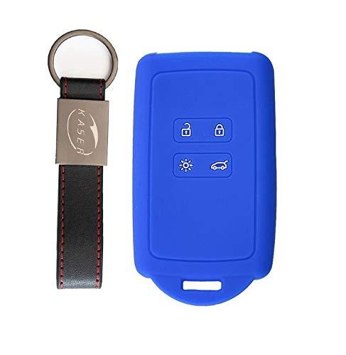 1x Ersatz 2 BT Remote Key Card Hülle für Renault Laguna Espace