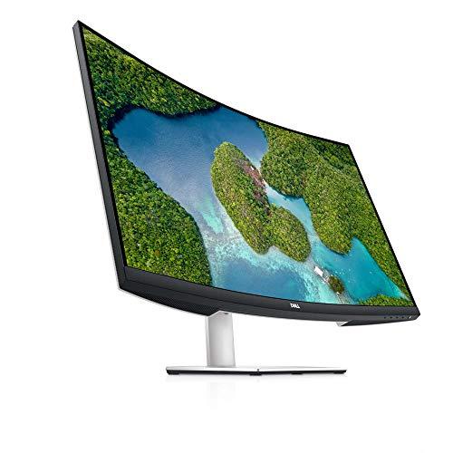 Dell S2721QS 27-inch 4K (3840 x 2160) IPS ultra-thin bezel monitor