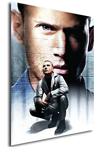 Instabuy Poster Prison Break - Season 1 - Theaterplakat - A3 (42x30 cm)