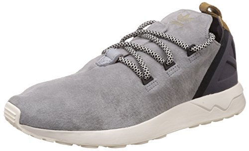 adidas ZX Flux ADV X, Light Onix/Craft Khaki/Chalk White, 11,5