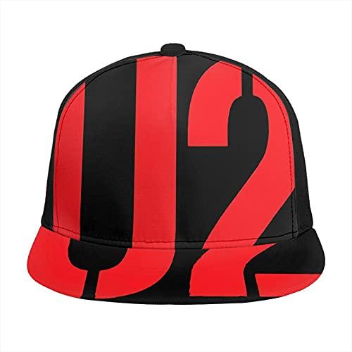 YooHome U2 Gorras de béisbol unisex ajustable coche Racing Motor Hat para deportes al aire libre negro