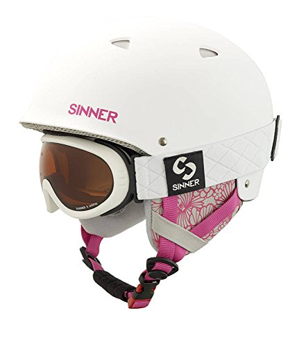 SINNER Combi Pack Killington Skihelm plus Runner Skibril